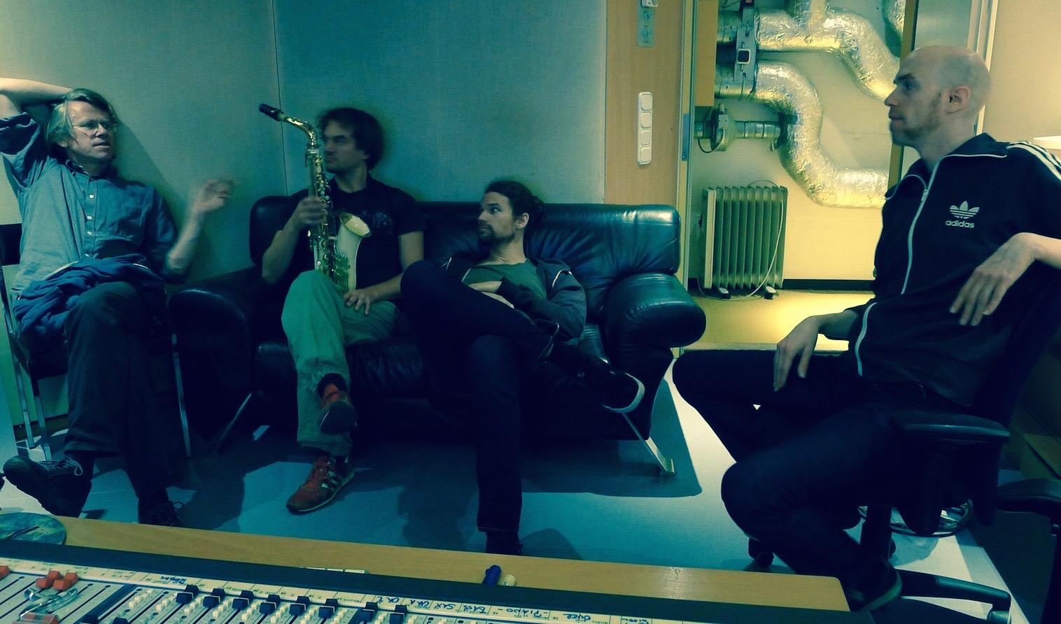 Bastian Jutte Quartett | Salon21 Prien