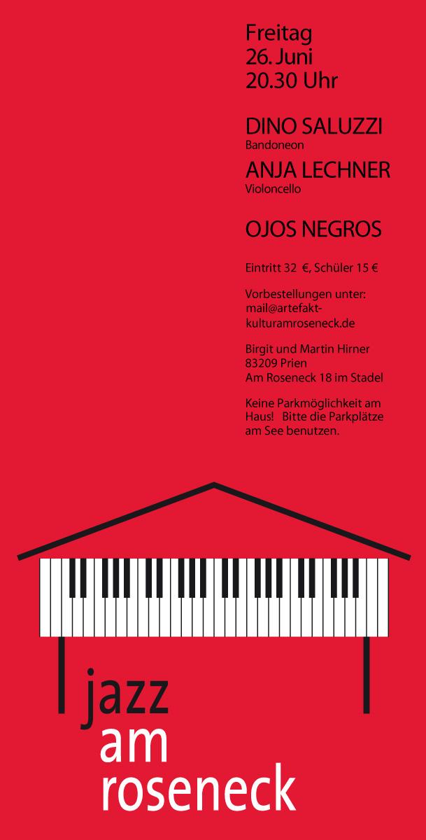 Konzert 10: Ojos Negros | Salon21
