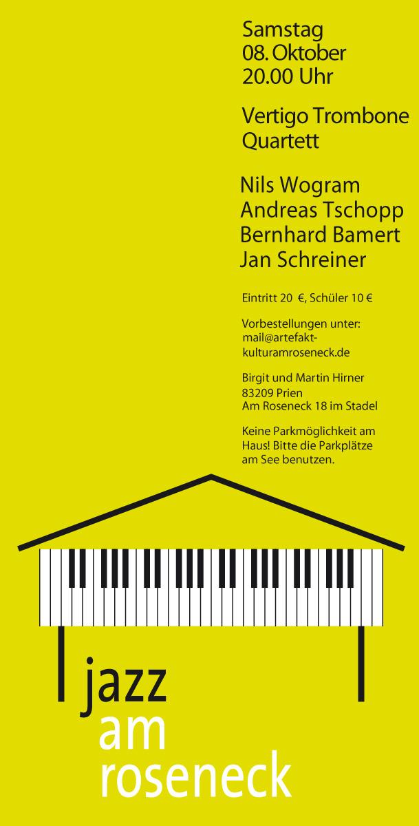Konzert 18: Vertigo Trombone Quartett | Salon21