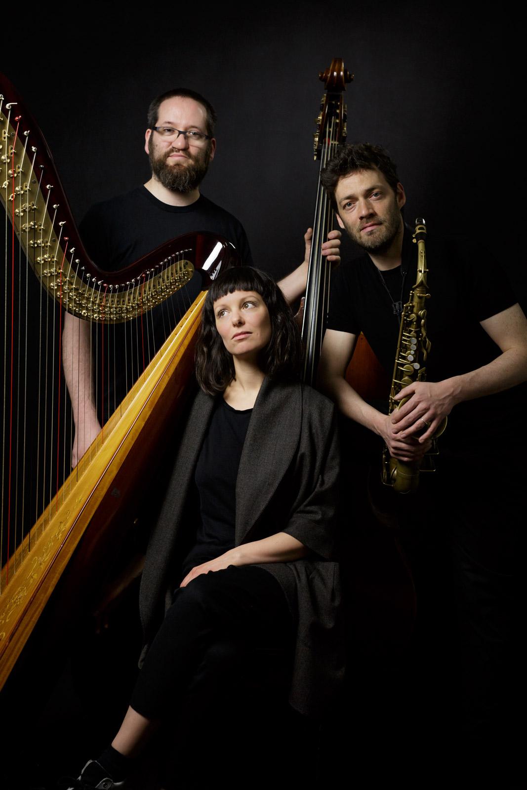 Kathrin Pechlof Trio | Salon21 Prien