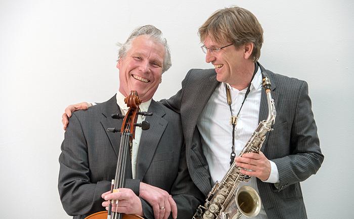 SALON21 Michael Hornstein Duo