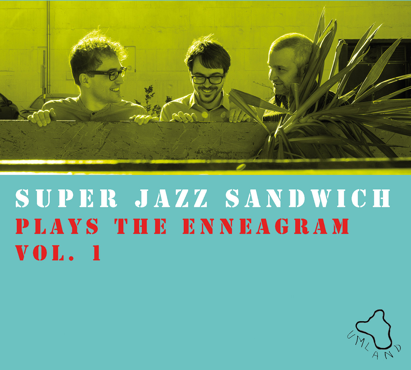 SUPER JAZZ SANDWICH | Salon21 | Umland Records